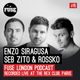 Fuse Podcast #15 - Enzo Siragusa, Seb Zito & Rossko Recorded Live At The Rex Club, Paris