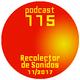 RECOLECTOR DE SONIDOS 115 -11/2017