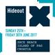 Danny Howard - BBC Radio1, Live from Hideout Festival 2017 (Croatia) - 30.06.2017
