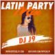 Latin Party Mix - DJ J9