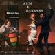RUM & BANANAS tropical vintage music (only vinyl) DJ mix set