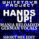Whitetoys Project - Hansd Up! Mania Reloaded German Vocals (Sort Mix Edition)