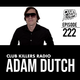 Club Killers Radio #222 - Adam Dutch logo
