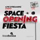 LUCIANO - SPACE OPENING 2015 - 31 MAY 2015 logo