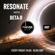 Resonate Radio Show #007 07.07.2017 with Beta-D on Phever.ie