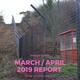 March/April 2019 Report for Rancho Bumpy