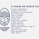 U Know Me Radio #160 | Moo Latte | J.Kaminski | Restrict Flavour | Martyn | Sweely | Lone | SWISHA