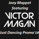 Joey Mappet feat. Victor Magan - Just Dancing  Promo Mix  2018
