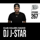 Club Killers Radio #267 - DJ J-Star logo