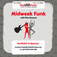 #MidweekFunk Feb 13 2019 Part 2- Pete Slawson