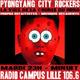 평양 City Rockers #019 spécial chaos post-premier tour (25-04-2017)