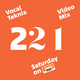 Trace Video Mix #221 VI by VocalTeknix
