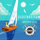 Electrosteam Show - Live at MakerParkRadio.nyc April 06, 2018