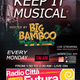 KEEP IT MUSICAL Radio Show By Big Bamboo Mighty Family On RCF 97.7 FM - 12/03/2018