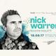 Agustin Paoletti Warm Up for Nick Warren @ The Soundgarden , Mendoza ( 18.08.17 )