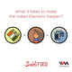 Ep. 129: What it takes to make the Indian elections happen?