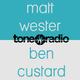 Matt & Ben on Tone Radio, Wednesday 18th January '17 - Matt flies solo