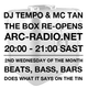 The Box Re-Opens Wednesday 14th June 2017