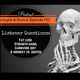 SS 192 - Listener Questions: Fat loss, Strength Gains, Carnivore Diet & Whiskey vs. Scotch