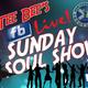 TeeBee's Sunday Soul Show Live on FB. mix 18th Jan 2018..