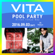 DJ Tomo Asahina Live at VITA Pool Party