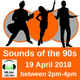 12 Sounds of the 90s (19 April 2018)