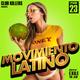Movimiento Latino #23 - DJ Ihnternal (Latin Party Mix) logo
