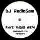 RadioSam Presents RAVE RADIO #074 LIVE on Code South 105.6 FM 06/03/2018