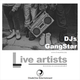 LIVE ARTISTS pres. CLASSIC RAP - HIP HOP Collection 2 - by DJs GangStar