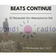 Beats Continue Show - OJ Delmonté 2hr Atmospheric Set - 5-7pm Monday May 1 2017