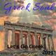 Greek Soul - Let's Go Greek 2019 Vol. 1 logo