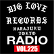 BIG LOVE RADIO VOL.225 (MAY.11, 2019) logo