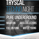 Bass Collectors @ Tryscal Techno Night - De Lichtfabriek - Haarlem (16-09-2017)