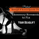 SS 214 - Accessory Movements to Fix Your Deadlift