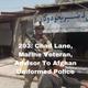 293: Chad Lane, Marine Veteran, Advisor To Afghan Uniformed Police