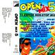 Open Mix 5 - Non Stop Mix 1, Cara A (1987)