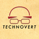 Technovert 75 - radio por internet logo