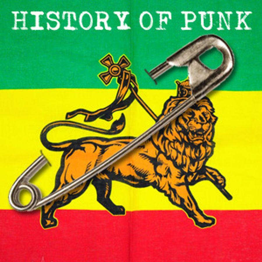 history of punk