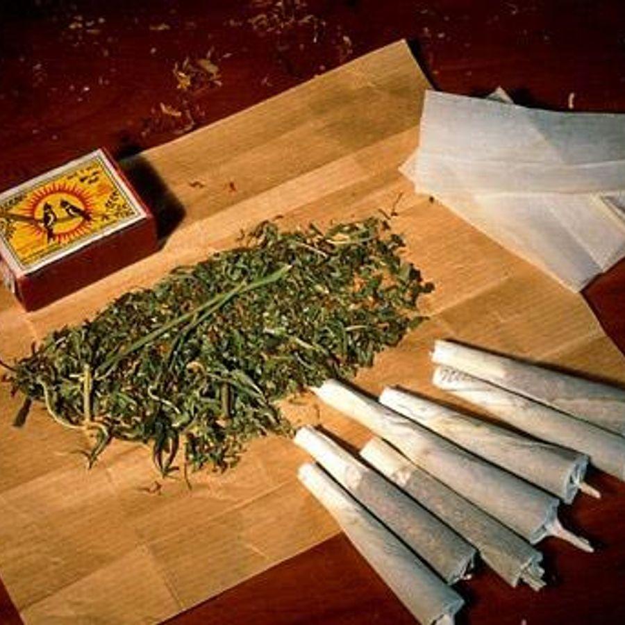 Сделать косяк марихуаны как курить марихуану лучше