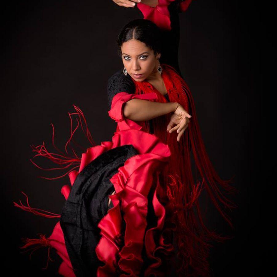 убор танцовщица фламенко фото сточной воды направлен