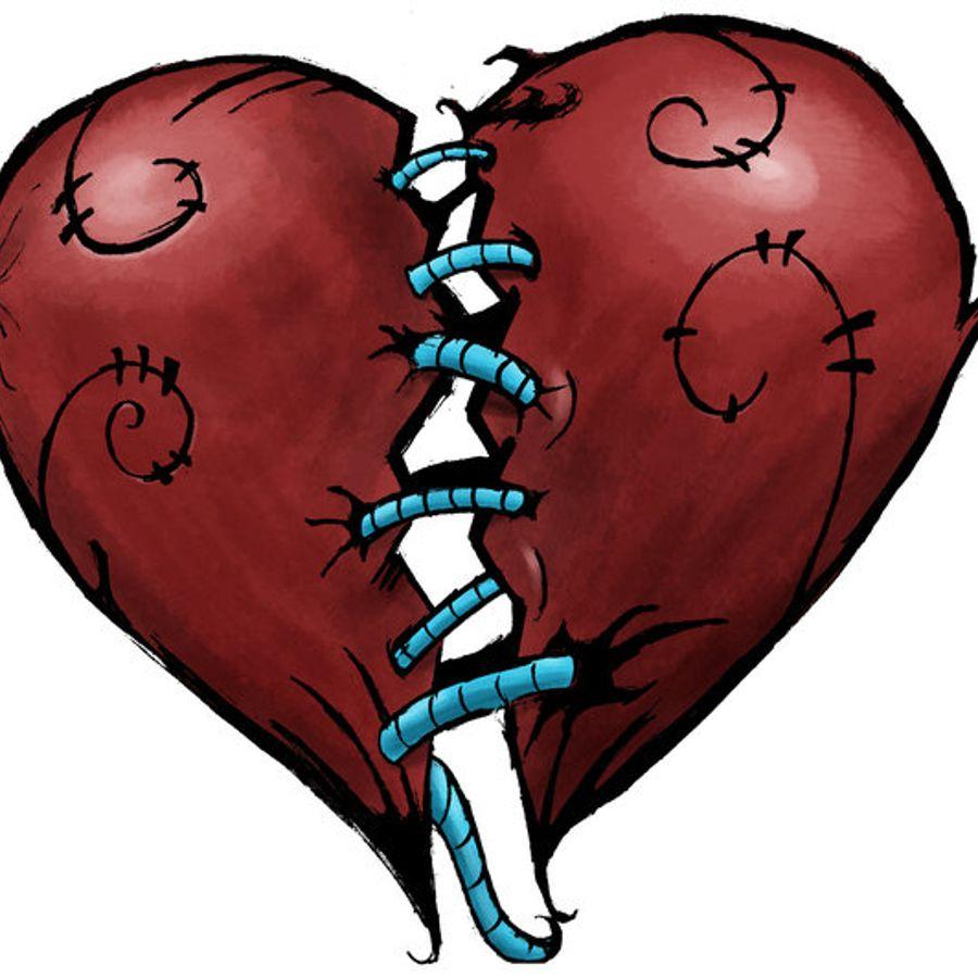 картинка сердца ранимая интересное