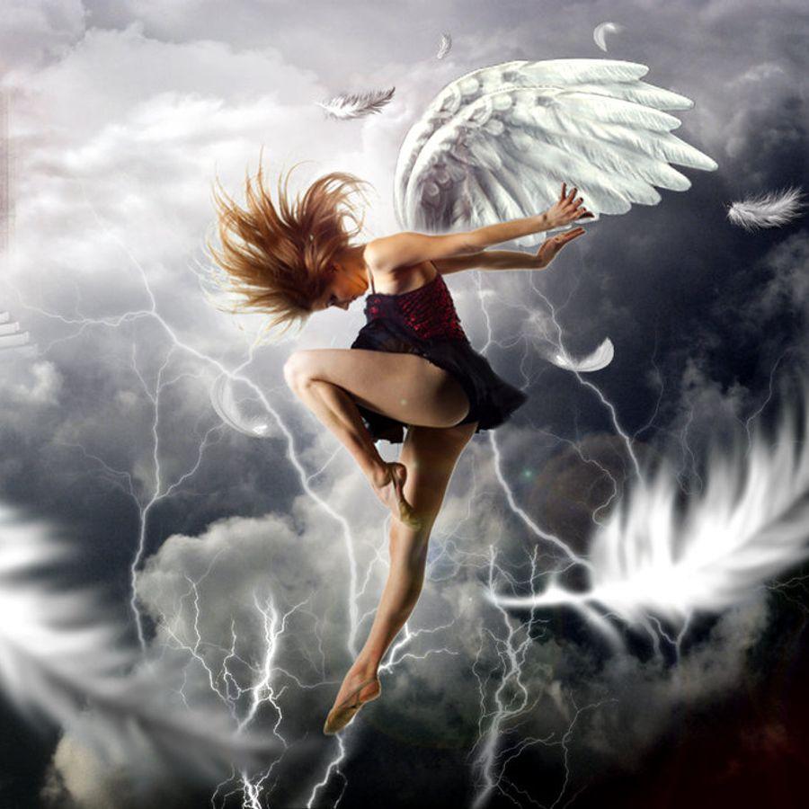 картинки ангела для танца