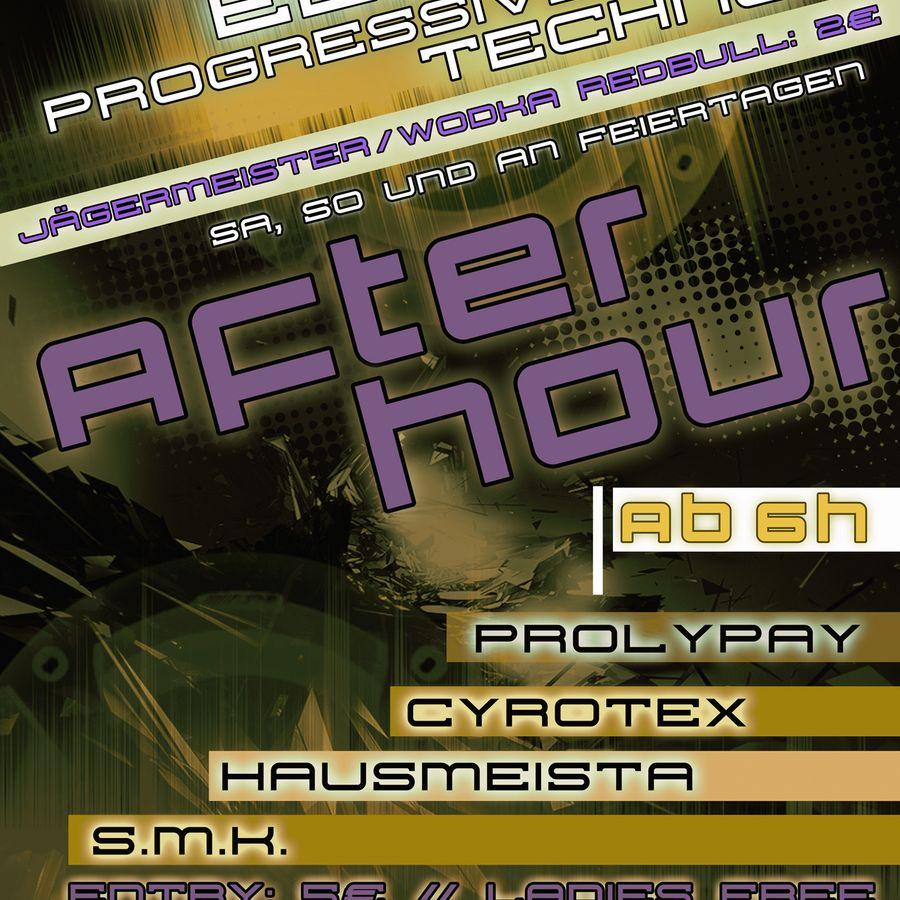 Cyrotex - Vinyl Live-Set @ Tanz in den Mai 2014 (Club