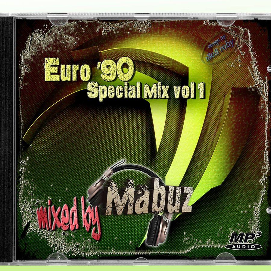 EURO 90 MIX VOL 1 MIXED BY MABUZ СКАЧАТЬ БЕСПЛАТНО