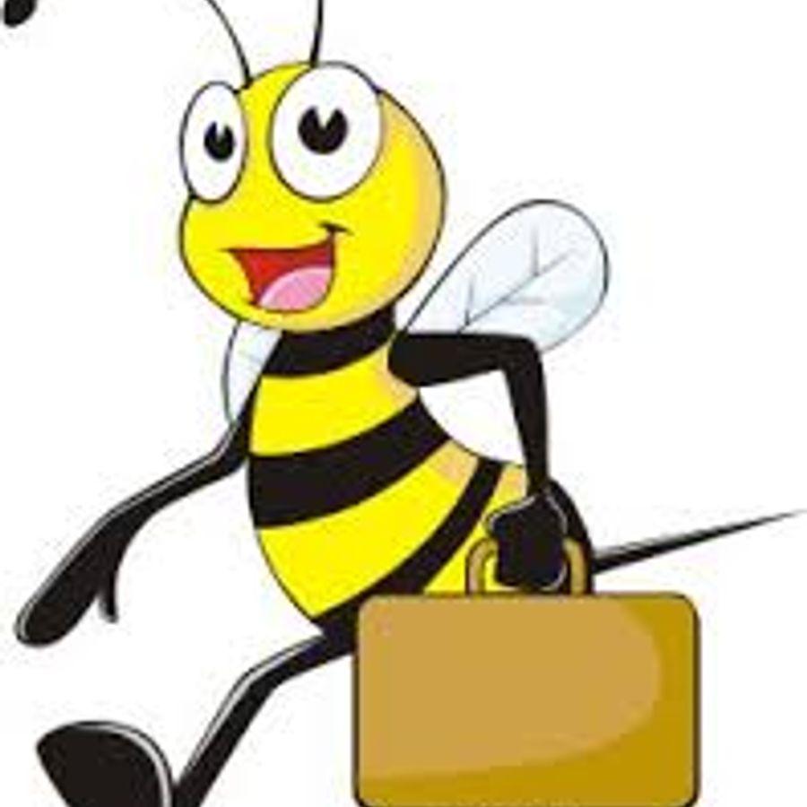 Тружусь как пчелка прикольные картинки