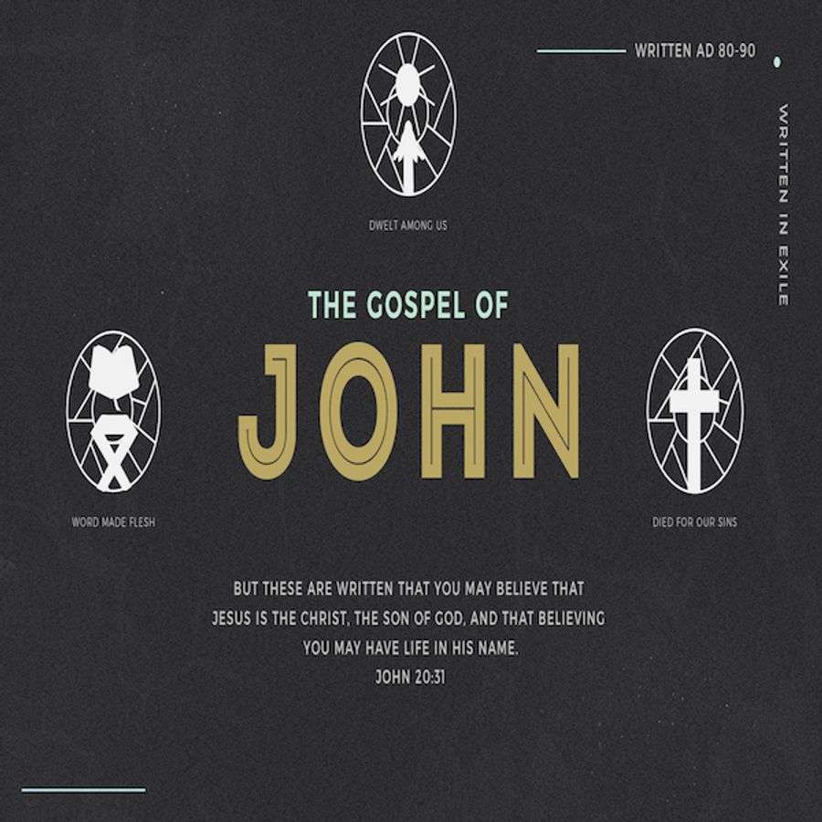 john the gospel The gospel of john the author of the gospel of john used the core ideas of the indian spiritual tradition of shaiva siddhanta to construct the narrative of his gospel the signs/miracles in the gospel correspond in their exact order to the chakras of the indian spiritual tradition.